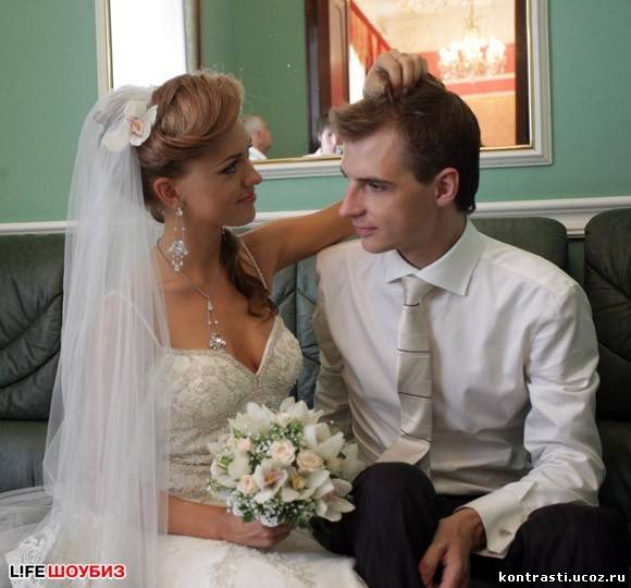 Свадьба Маши и Сергея Палыча (фото)