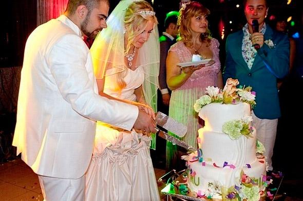 Свадьба Ольги и Ильи Гажиенко