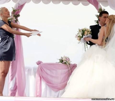 Свадьба Даши Черных и Сергея Пынзаря